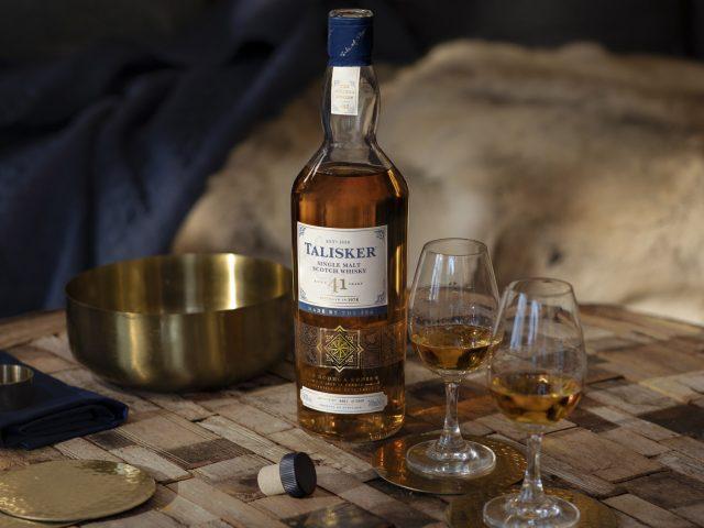 Talisker 41 años, el whisky de más añada de la destilería de Skye