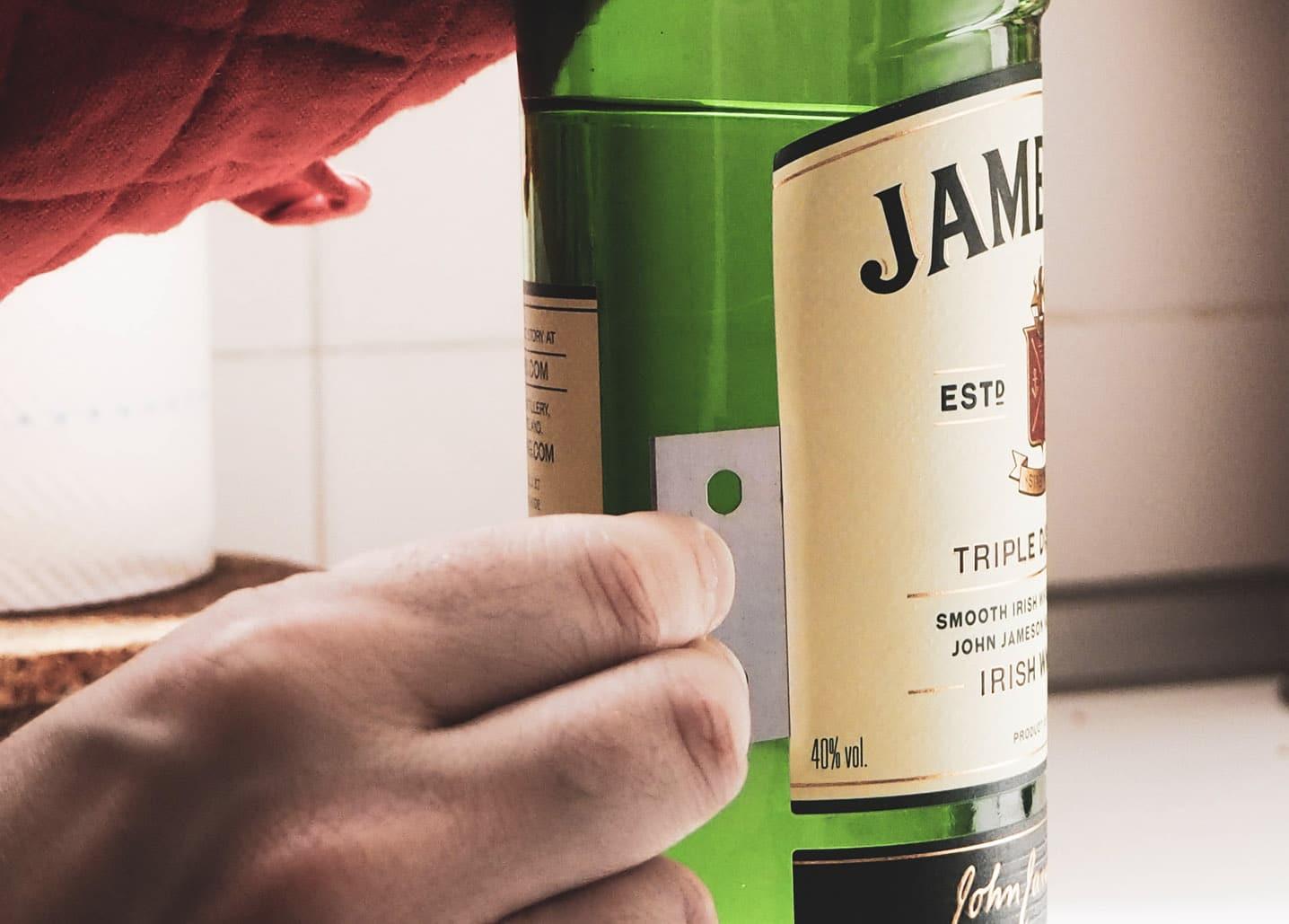 Conservar etiquetas de whisky - Todo Whisky
