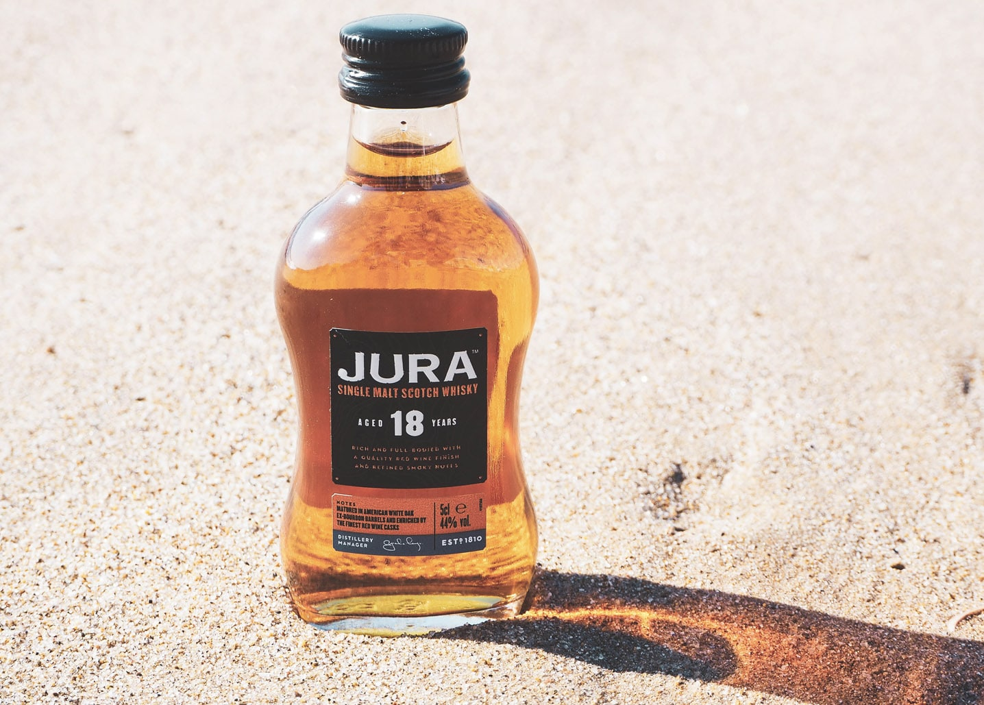 Jura 18 años - Todo Whisky