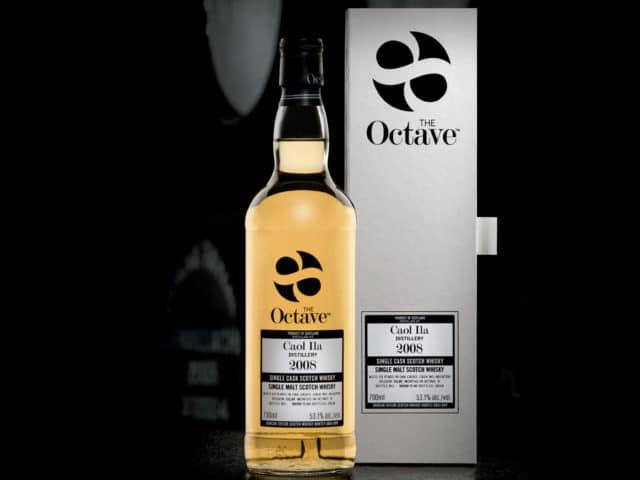 Duncan Taylor The Octave Caol Ila 2008 - Todo Whisky