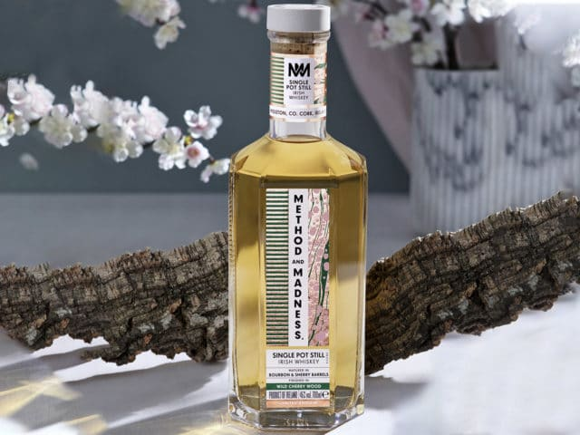 Method and Madness Single Pot Still Wild Cherry Wood - Todo Whisky