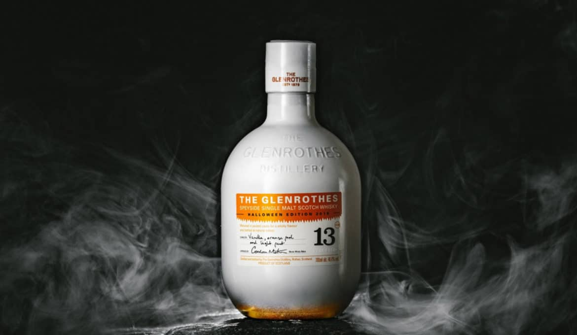 The Glenrothes 13 Halloween 2019 - Todo Whisky