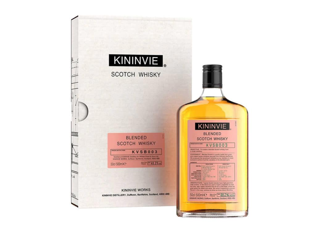 Kininvie Works - Todo Whisky