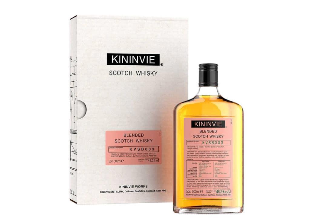 Kininvie Works - Todo Whisky