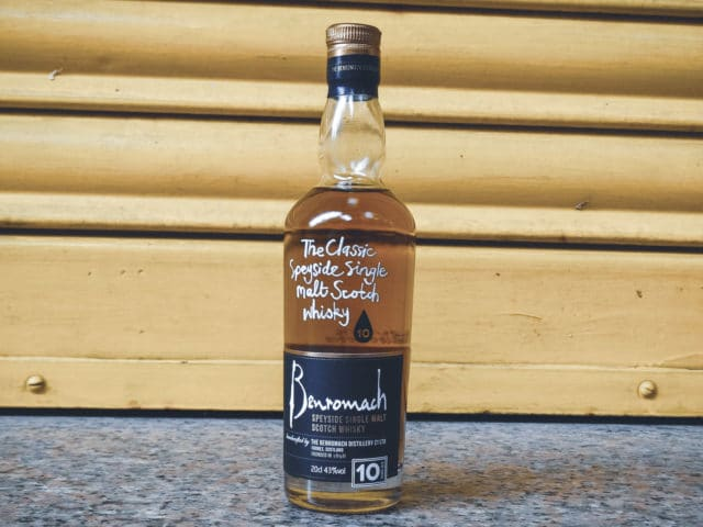 Benromach 10 - Todo Whisky