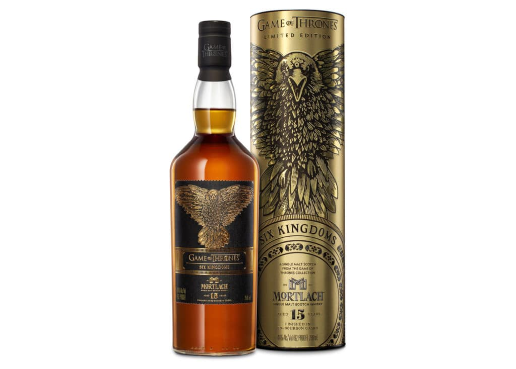 Ultimo Single Malt de Juego de Tronos Mortlach 15 Six Kingdoms - Todo Whisky