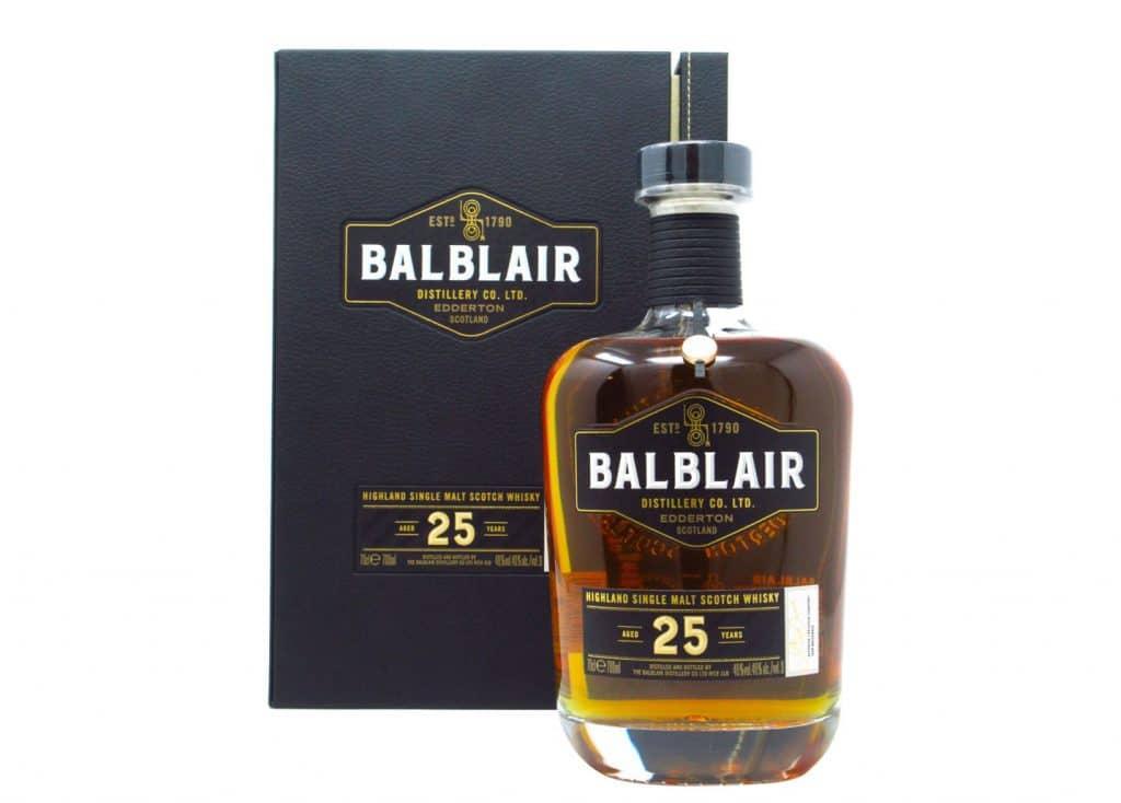Balblair 25 Whisky para el Gordo - Todo Whisky