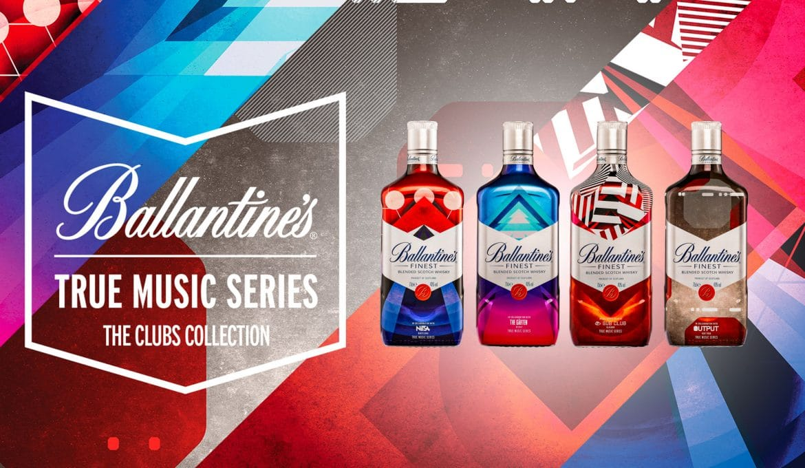 Ballantine's The Club's Collection - Todo Whisky