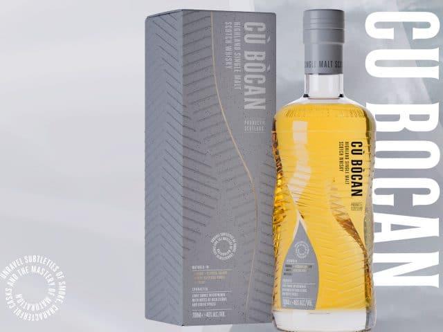 Cù Bòcan Signature Cata y Opinión |Todo Whisky
