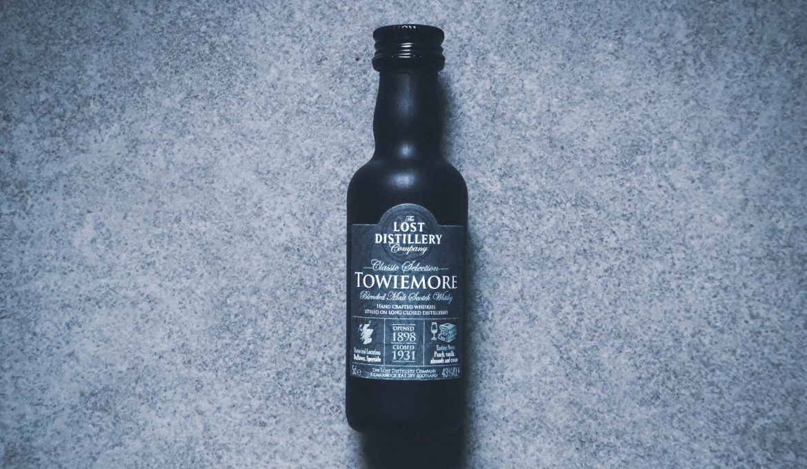 The Lost Distillery Towiemore - Todo Whisky