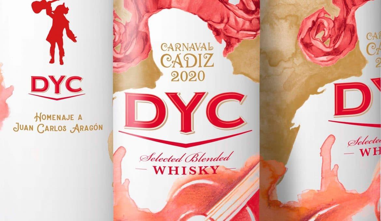 DYC Carnaval de Cádiz 2020 - Todo Whisky