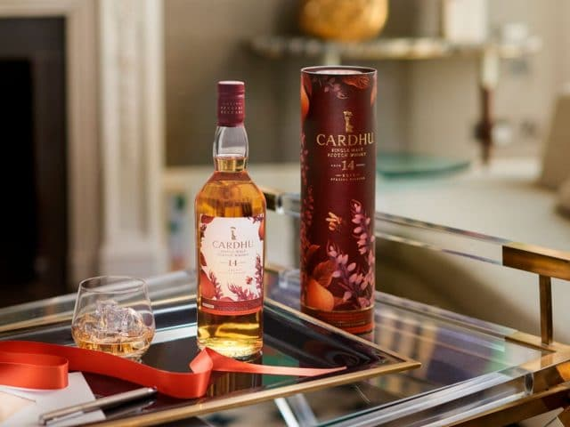Cardhu 14 (Diageo Special Releases 2019)