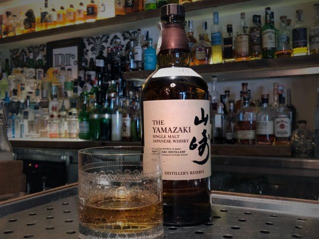Yamazaki Distiller's Reserve cata y opinión - Todo Whisky