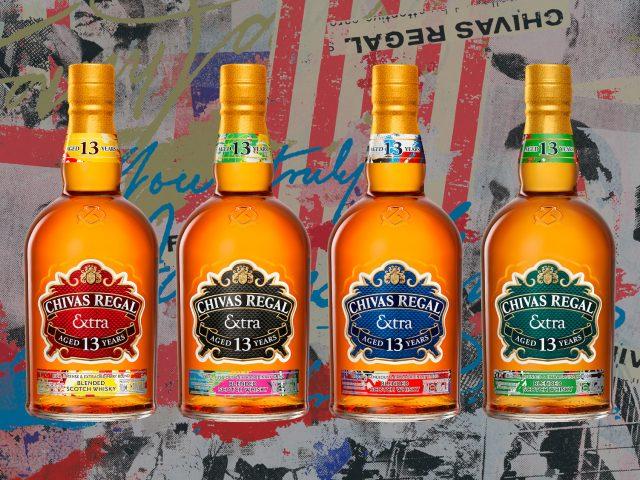 Chivas innova con la colección Chivas Extra 13