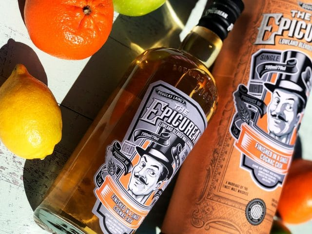 Nuevo afinado en Cognac para The Epicurean Wood Series