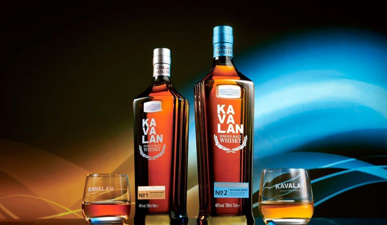Kavalan Distillery Select,  nueva gama básica