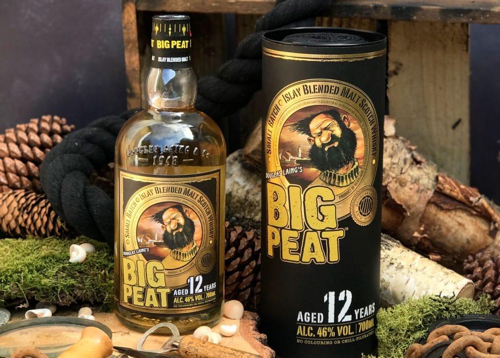 Big Peat 12 años - Todo Whisky