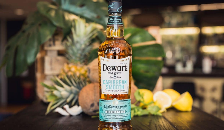 Dewar's Caribbean Smooth - Todo Whisky