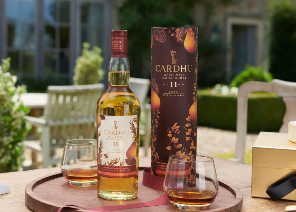 Cardhu Diageo Special Releases 2020 - Todo Whisky
