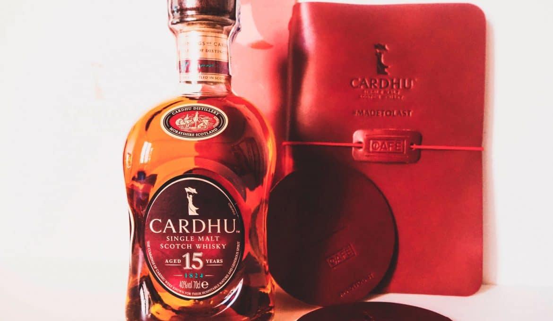 Nota de cata y opinión de Cardhu 15 años - Todo Whisky