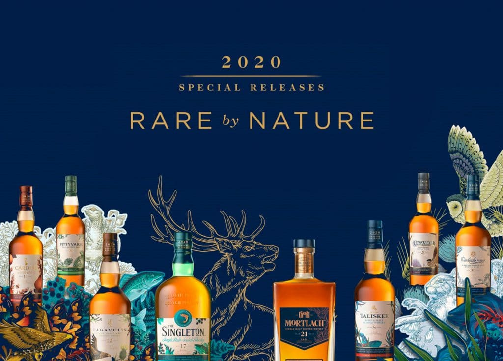 Diageo Special Releases 2020 - Todo Whisky