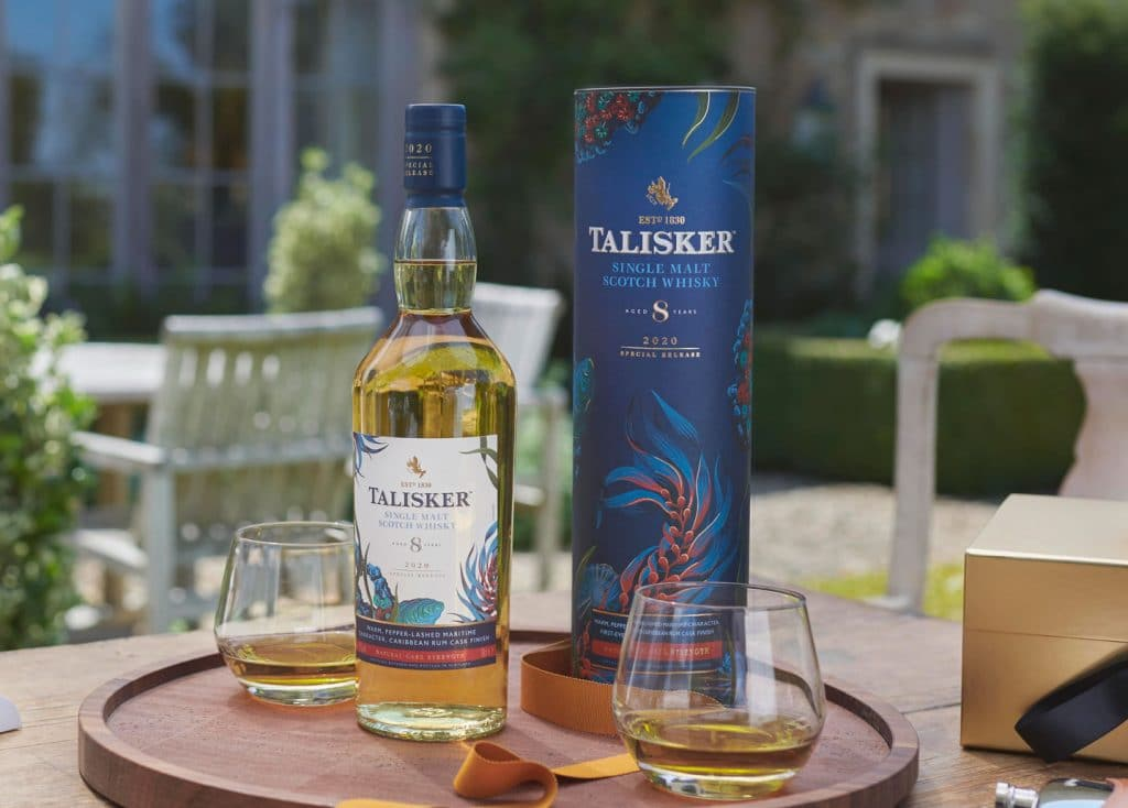 Talisker 8 Diageo Special Releases 2020 - Todo Whisky
