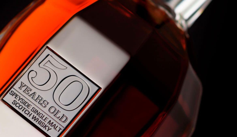 The Glenrothes 50 años, un whisky con historia