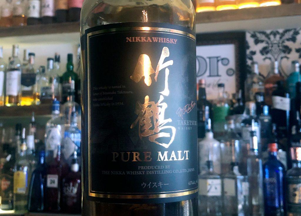 Taketsuru Pure Malt - Todo Whisky