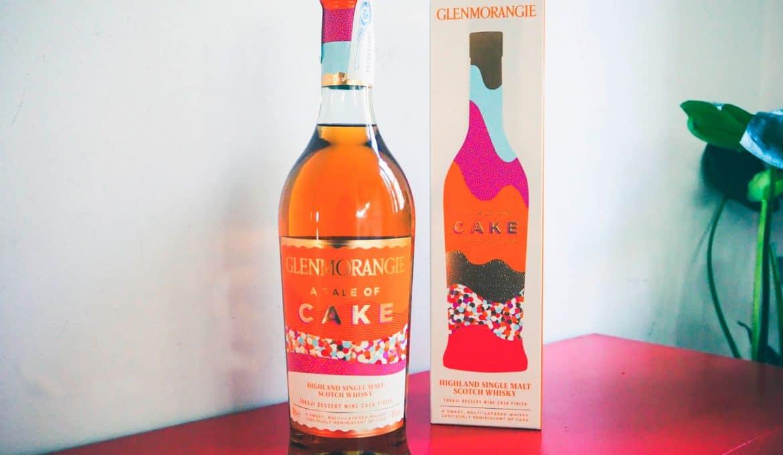 Nota de cata y opinión de Glenmorangie A Tale of Cake - Todo Whisky