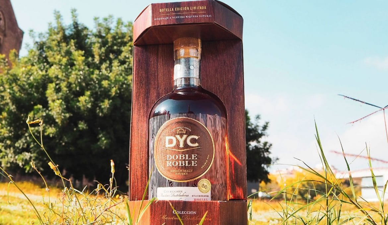 DYC Doble Roble Nota de cata y opinión - Todo Whisky