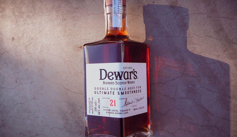 Dewar's Double Double 21 años