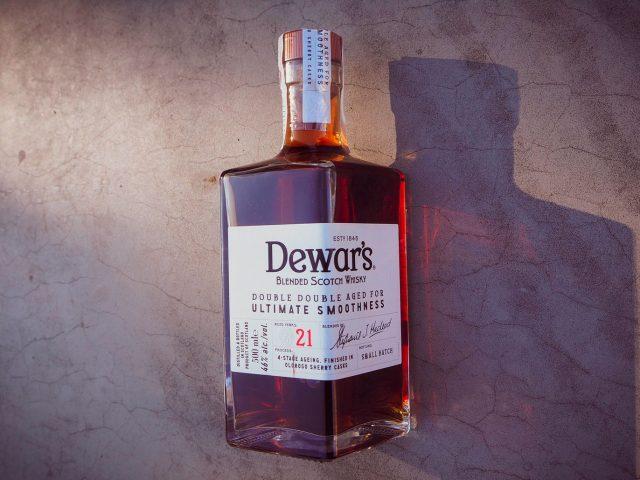 Nota de cata y opinion Dewar's Double Double 21 años - Todo Whisky