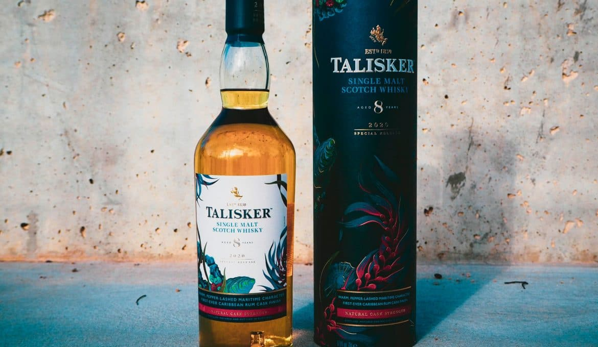 Talisker 8 Diageo Special Releases 2020 | Todo Whisky
