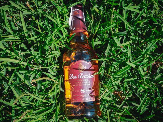 Ben Bracken 8 Whisky de Lidl - Todo Whisky