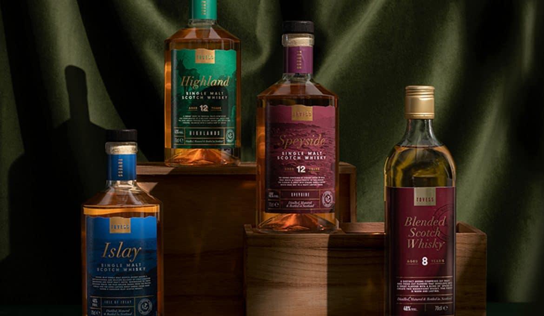 Whisky Tovess, la marca blanca de Amazon