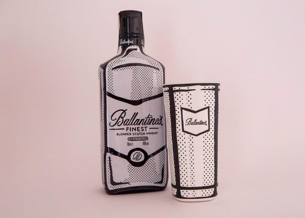 Ballantines Joshua Vides - Todo Whisky