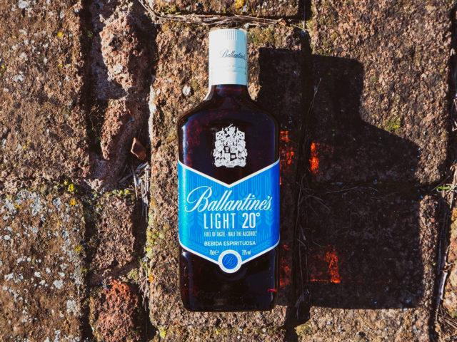Ballantine's Light | Nota de cata y opinión | Todo Whisky