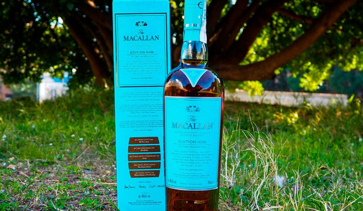 The Macallan Edition Nº 6 - Nota de cata y opinión | Todo Whisky