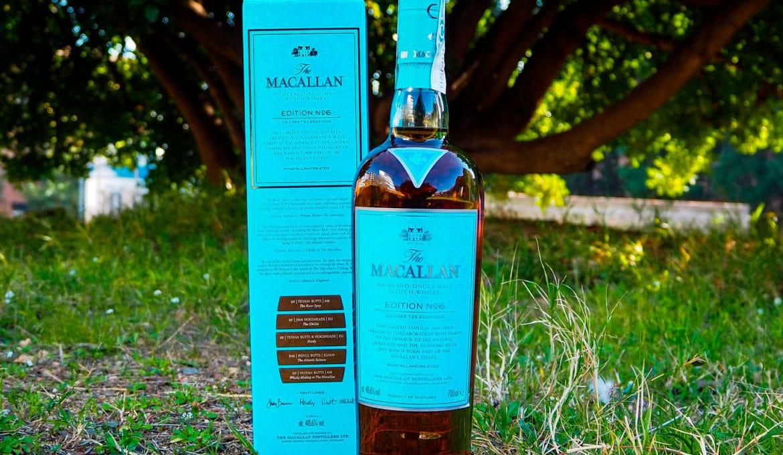 The Macallan Edition Nº6