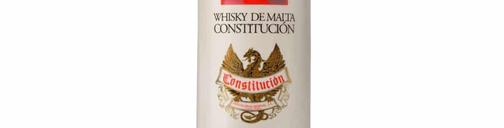 Constitución - Whisky español