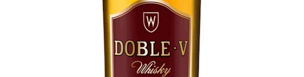 Doble V - Whisky español