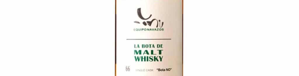 La bota - Whisky español
