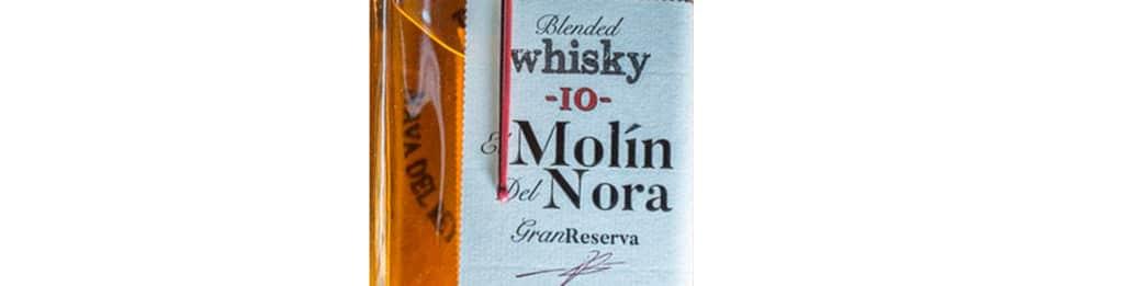 Whisky El Molín del Nora - Todo Whisky