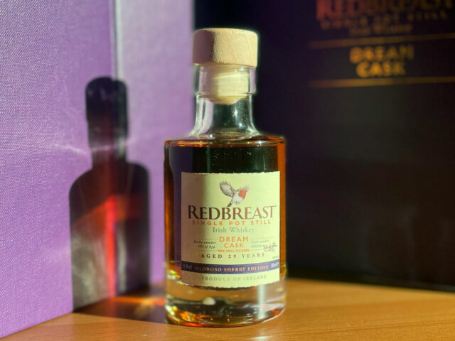 Redbreast Dream Cask Oloroso Sherry Edition 29 años