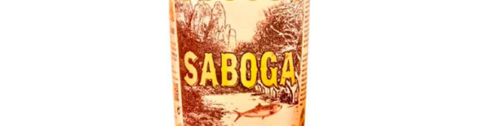 Saboga  - Whisky español