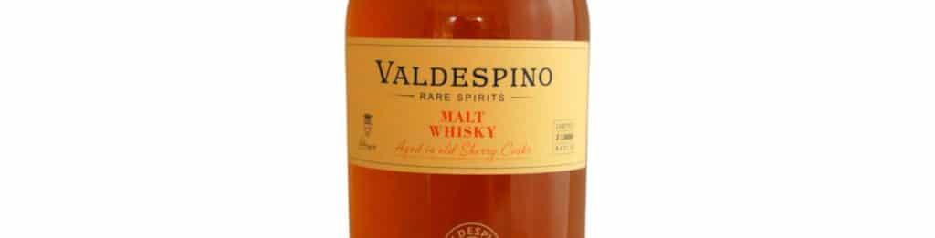 Valdespino - Whisky español